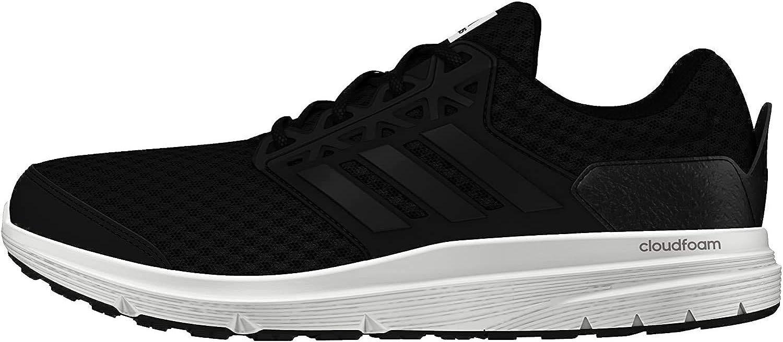 adidas Galaxy 3 M, Zapatillas de Running para Hombre Negro Negbas Negbas Ftwbla