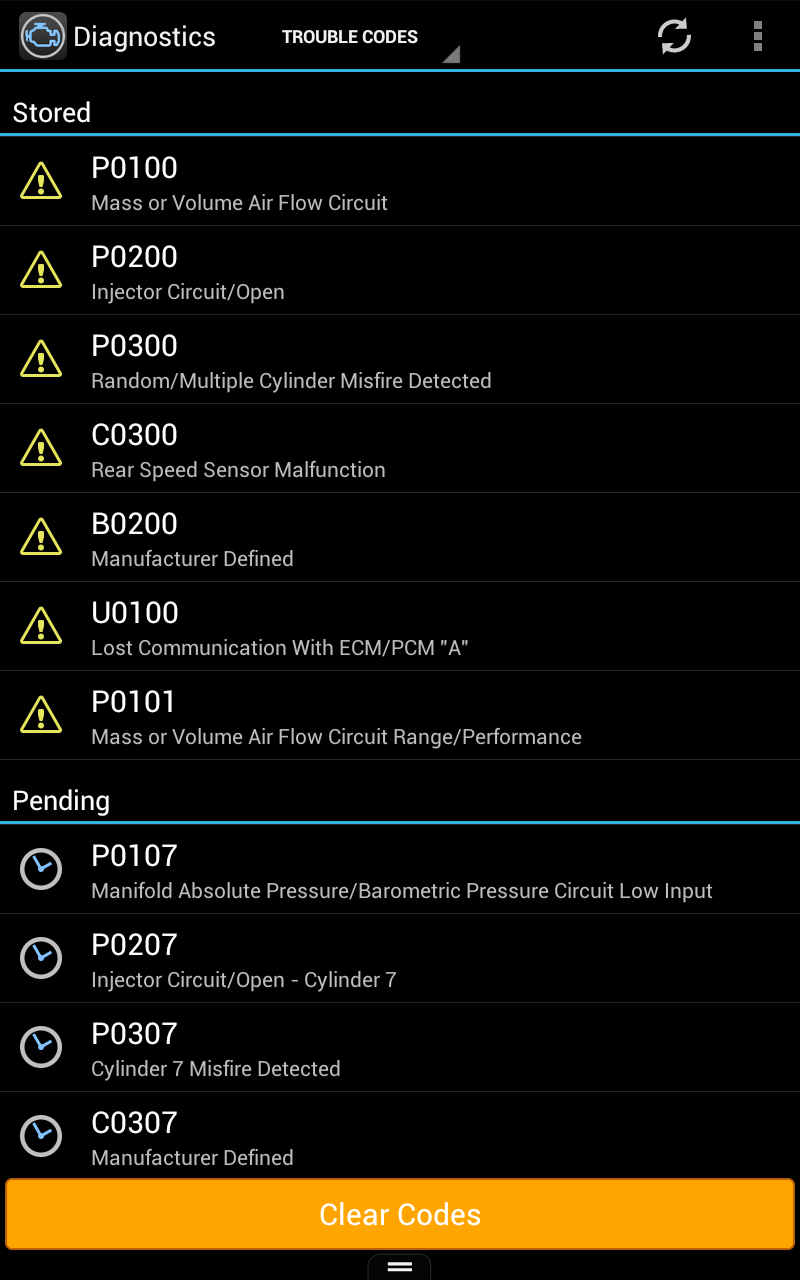 OBDLink (OBD-II Car Diagnostics)