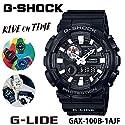 G-SHOCK G-LIDE GAX-100B-1AJFの商品画像