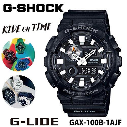 G-SHOCK G-LIDE GAX-100B-1AJF
