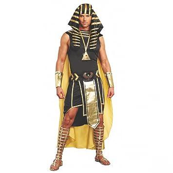 Large Bodysocks Egyptian Pharaoh Emperor Men/'s Costume