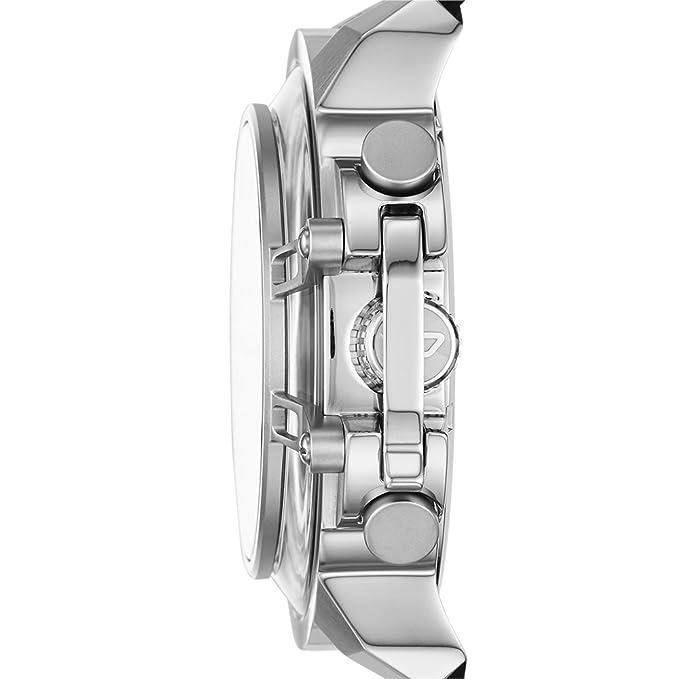 Diesel Deadeye - Reloj análogico de cuarzo con correa de cuero ...