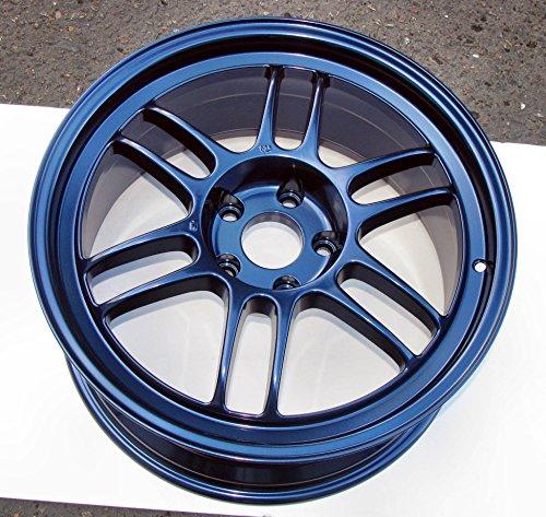 Midnight Blue Metallic Powder Coating Paint (1 LB)