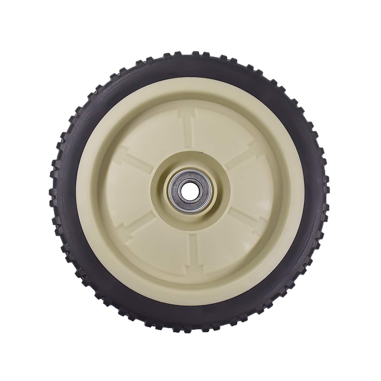 Ruichang Craftsman Rasenm/äher 20,3 x 4,4 cm Hinterrad selbstfahrend