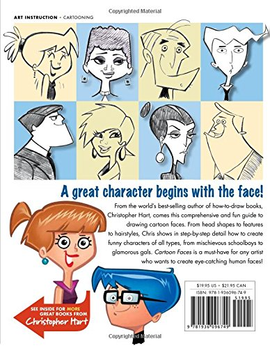 Christopher Hart Cartooning The Ultimate Character Design Book Pdf : Best book for cartoon drawing ankaperla