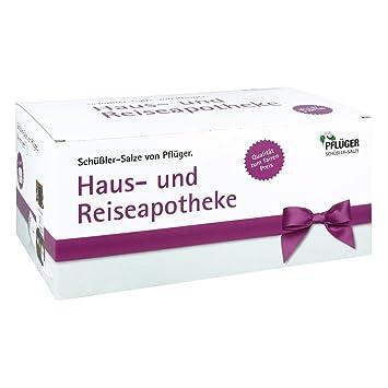 Biochemie Pflüger Juego completo 1 - 27 roscadas 1: Amazon.es: Salud y cuidado personal