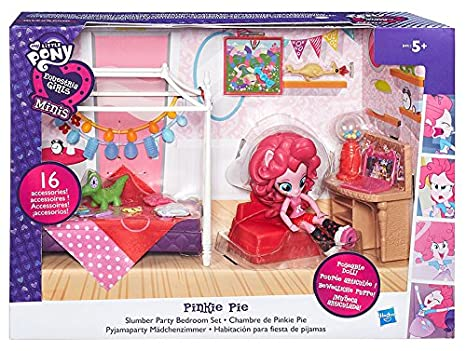 Hasbro 14b88241 Pinkie Pie Doll By Hasbro