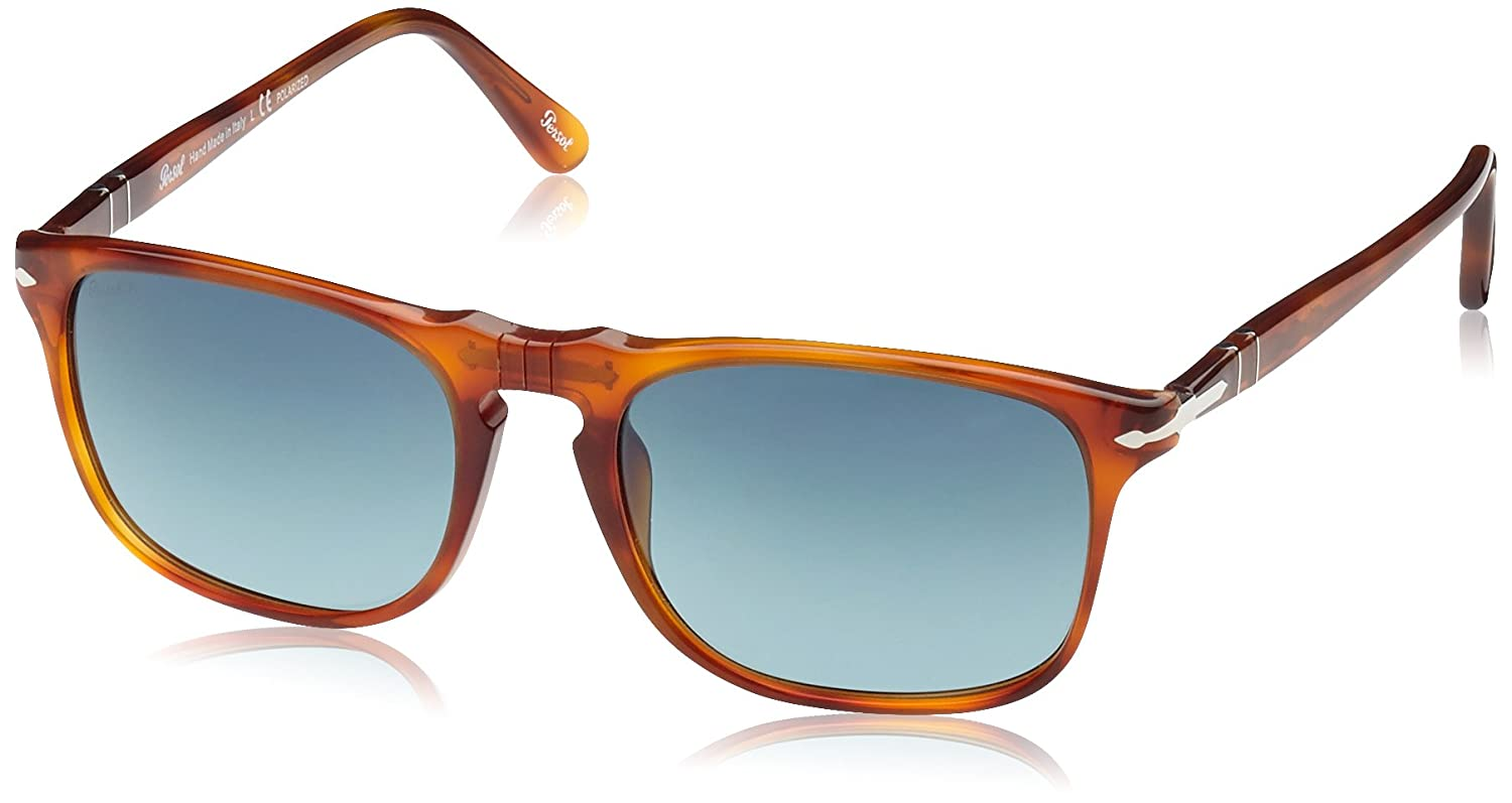 Persol Mens Square Sunglasses
