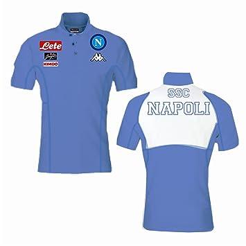 SCC NAPOLI Naples - Collection Polo Oficial 2016/17 - Kappa - para ...