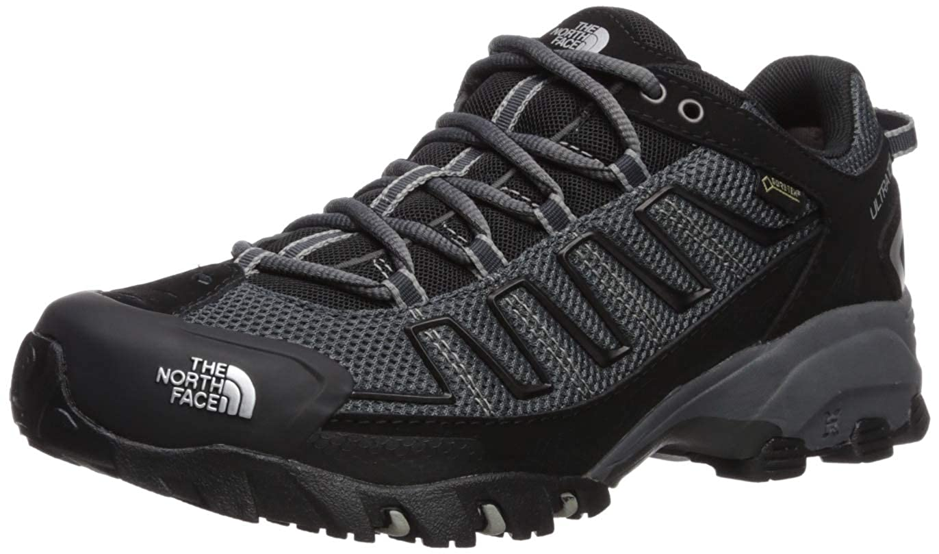 670bdd082 The North Face Men's Ultra 109 Gore-Tex Trail Running Shoes, Zinc Grey