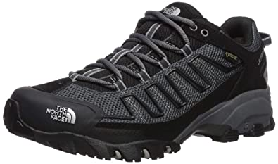 35fb481695 The North Face Ultra 109 GTX Hiking Shoe - Men s TNF Black Dark Shadow Grey
