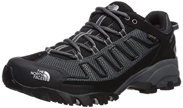 The North Face Mens Ultra 109 GTX Hiking Shoe TNF Black/Dark Shadow Grey - 10.5 D(M) US best men's hiking shoes