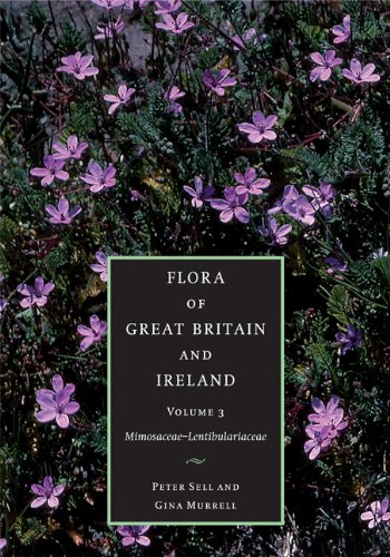 Download Flora of Great Britain and Ireland: Volume 3, Mimosaceae – Lentibulariaceae Pdf