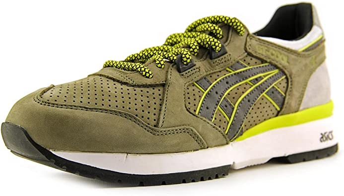 ASICS Mens GT-Cool Suede Low Top