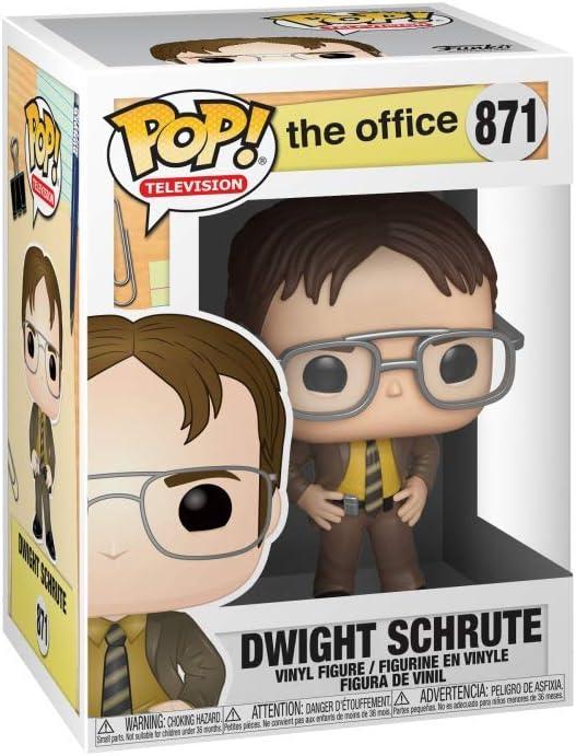 TV Dwight Schrute Standard The Office Pop