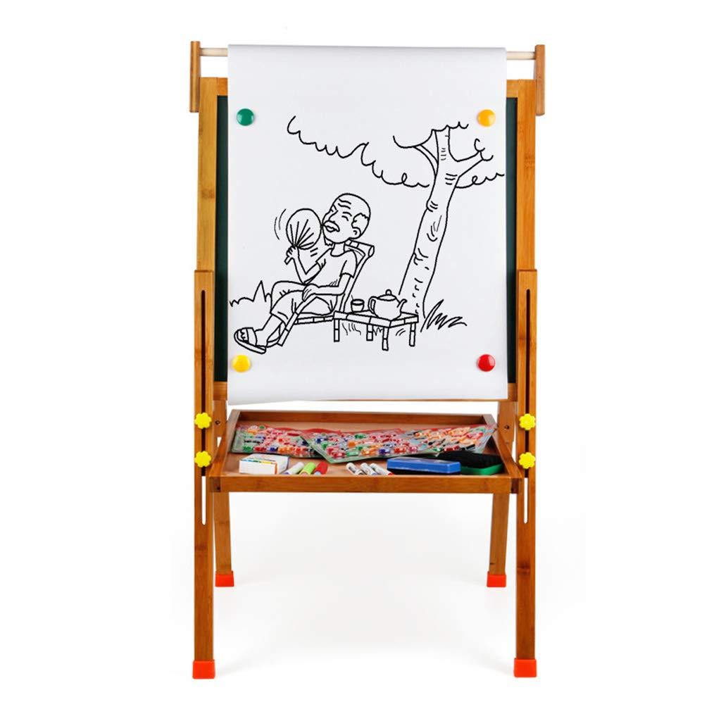 EASELQI Tablero de Dibujo para niños Arte de Madera ...