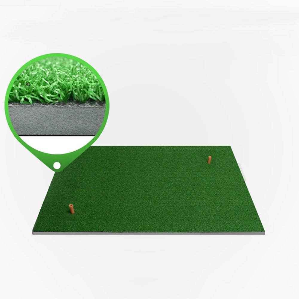 ゴルフパッドパッド練習パッドファミリースイングボールマット(1cm厚) ( サイズ さいず : 100*125cm ) 100*125cm  B0795QG354