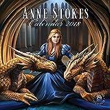 Anne Stokes Collection Official Calendar 2018