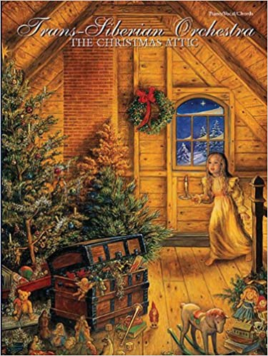 Christmas Attic.Trans Siberian Orchestra The Christmas Attic Trans