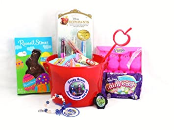 Amazon disney descendants themed easter gift basket have a disney descendants themed easter gift basket have a wicked good day with lipgloss negle Gallery