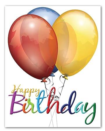 Amazon.com: Jumbo - Tarjeta de felicitación de cumpleaños ...