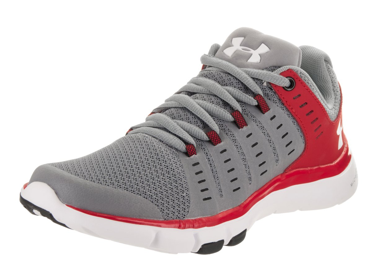 Under Armour Women's Micro G Limitless 2 Team Training Shoe B0182Y777O 6.5 B(M) US|Steel/Red