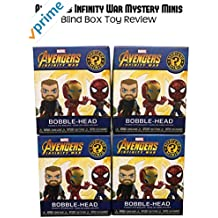 Review: Avengers Infinity War Mystery Minis Blind Box Toy Review