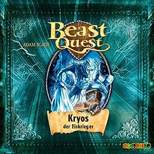 Kryos, der Eiskrieger (Beast Quest 28) Hörbuch