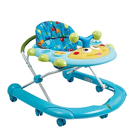 HUYP Baby Walker Activity Center Safety Girl Walker Chair Niños ...