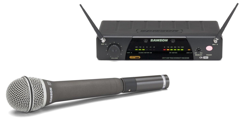 Samson Airline 77 Handheld Wireless Microphon..