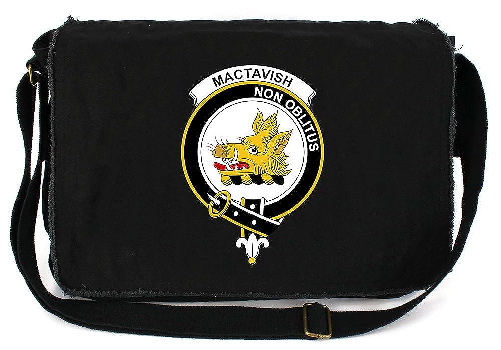 Tenacitee APPAREL ユニセックスアダルト One Size Messenger Bag - Black B07F17HZWK