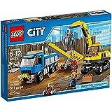 レゴ (LEGO) シティ パワーショベルとトラック 60075