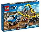 LEGO City Demolition 60075 Excavator and Truck