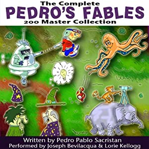 The Complete Pedro's 200 Fables Master Collection Speech