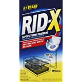 RID-X Septic Treatment, 1 Month Supply Of Powder, 9.8 oz