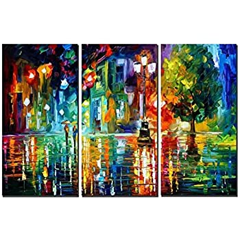 amazoncom decorarts abstract art stained glass
