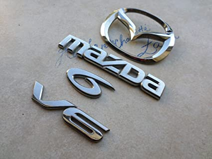 Genuine BMW 02 Rear Trunk Lid 1602 Emblem Badge Logo OEM 51141826839