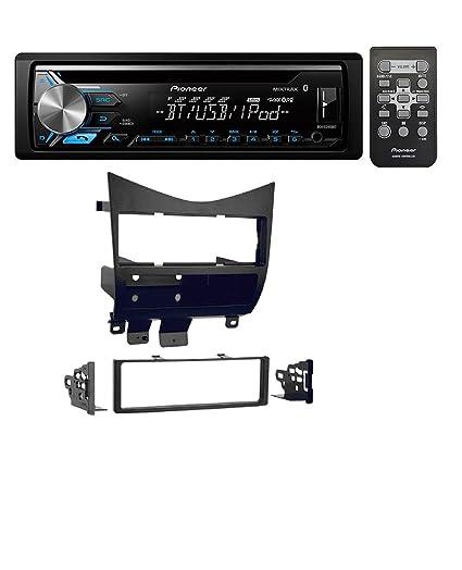 Amazon Com Honda Accord Radio Install Kit With Pioneer Deh X3900bt