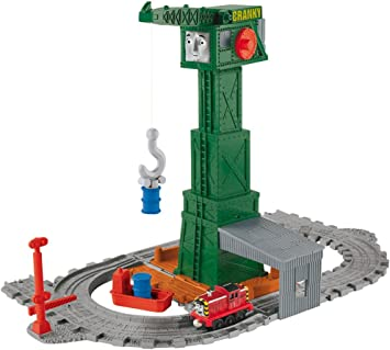 Thomas an Friends  Take-n-Play Salty at the Docks by Fisher-Price  DKG94