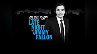 Late Night With Jimmy Fallon Season 1