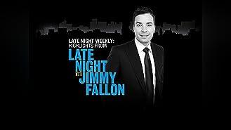 Late Night With Jimmy Fallon Season 1