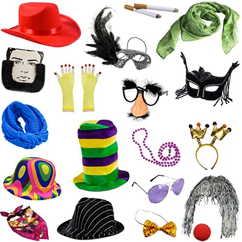 Photo Booth Props Parties Assorted