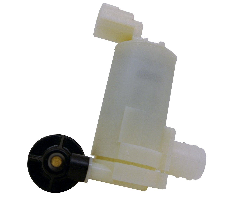 Windshield Washer Pump with Grommet Fits Nissan Murano Quest Rogue Infiniti EX35 EX37 FX35 FX37 FX50 QX56
