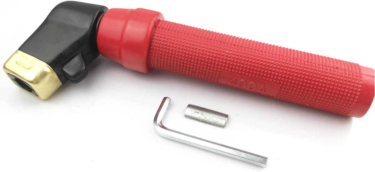 400A Electrode Holders Screw Type ARC Stick Welding Holder MMA Welding Tools