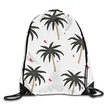 amazon trfoiv gymbag coconut tree drawstring backpacks sport I Beam Furniture trfoiv gymbag coconut tree drawstring backpacks sport leisure bundle backpack beam backpack sport gym travelling bag