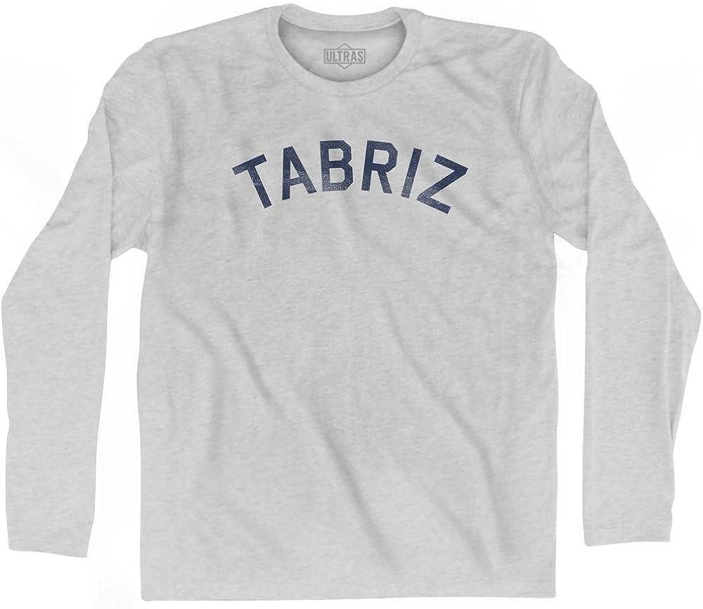 Tabriz Vintage City Adult Cotton T-shirt