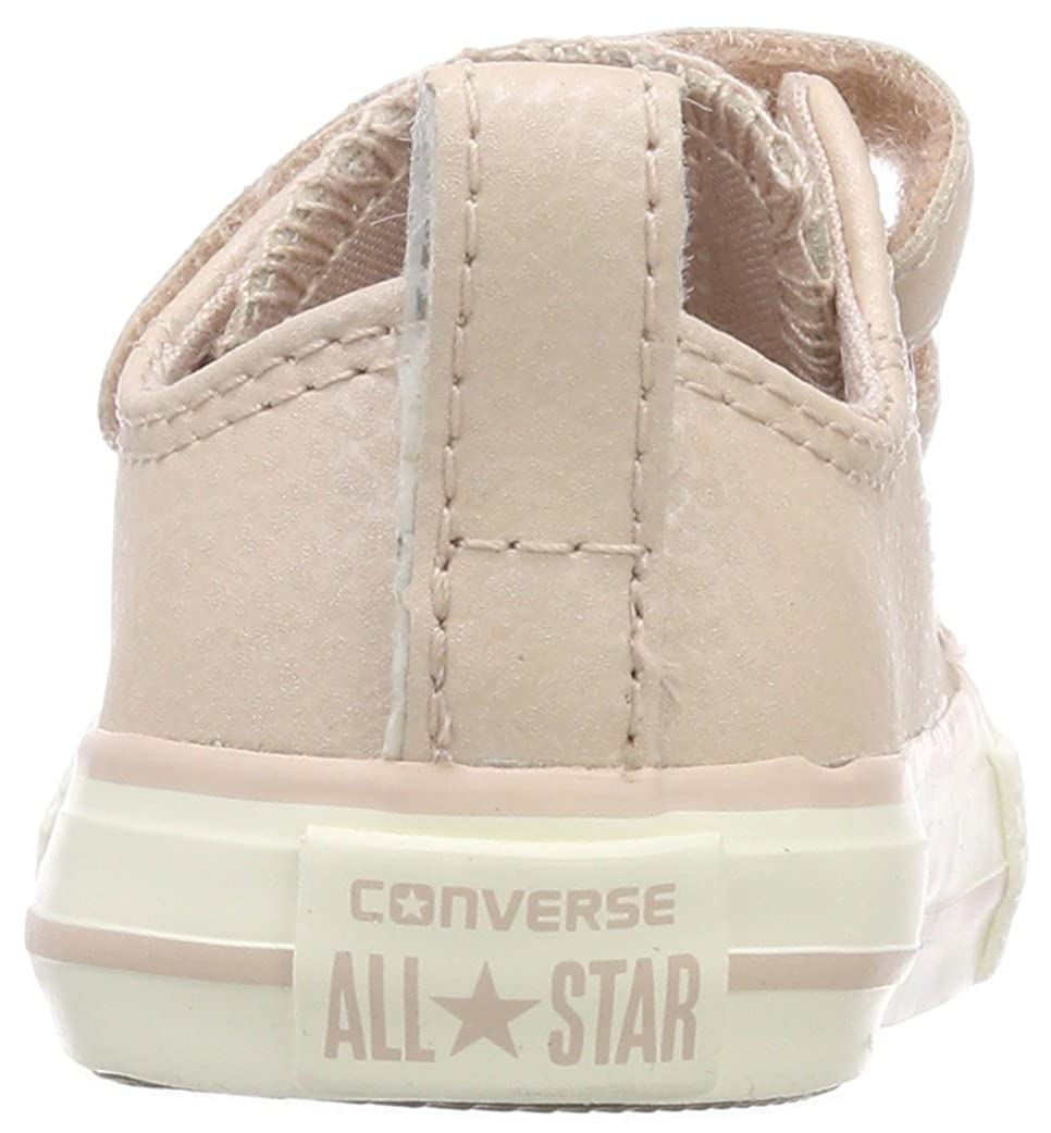 6f1234b0fbde Converse Unisex Babies  Chuck Taylor CTAS 2v Ox Leather Slippers ...