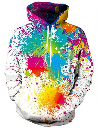 2 Art Hooded Sweatshirt - 1