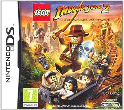 LucasArts Lego Indiana Jones 2 - Juego (Nintendo DS): Amazon.es: Videojuegos