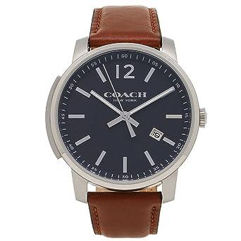 9fda34c650df Amazon | コーチ メンズ腕時計 ブリーカー 14602004 | メンズ腕時計 ...